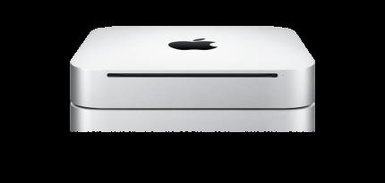 TVにつながる新型Mac mini
